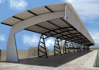 ایستگاه قطار ادران استان تهران