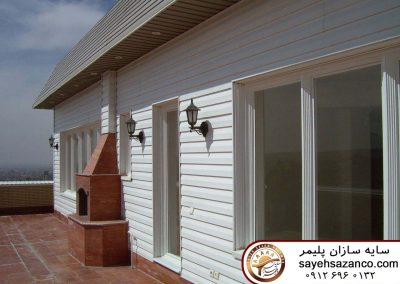 اتاقهای سبک با پوششUPVC  و درب و پنجره  UPVC