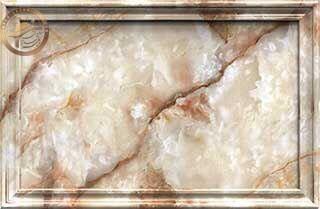 Cream Onyx -6082                                طرح عقيق كرم كد ٦٠٨٢